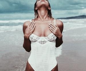 bikini, girly, and fashion image