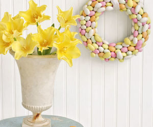 decoration, spring, and diy image