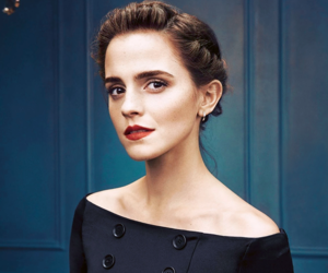 emma watson, actress, and beauty image