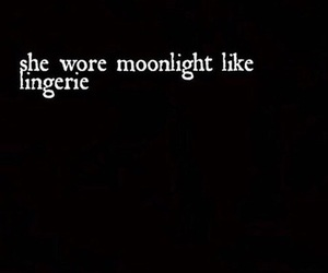 moonlight and quotes image