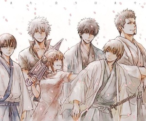 gintama, anime, and kagura image