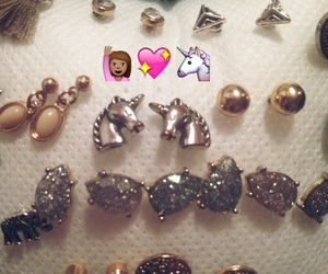 accessories, beautifull, and earrings image