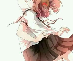 anime, fanart, and sakura card captor image