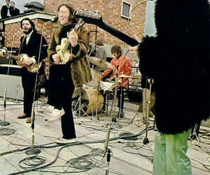 vintage and thebeatles image