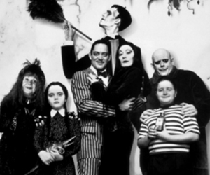the addams family and adams family image