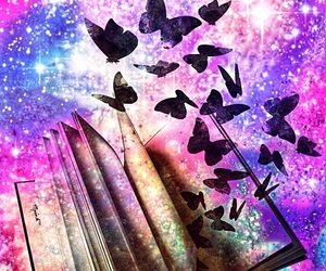 background, butterflies, and Dream image