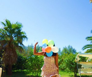 amazing, colors, and balons image