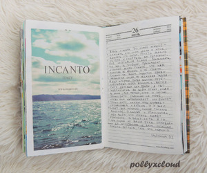 inspiration, journal, and journaling image