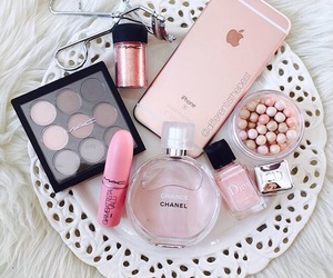 chanel, iphone, and mac image