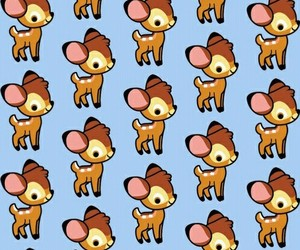 wallpaper, bambi, and disney image