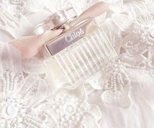 perfume, chloe, and lace image