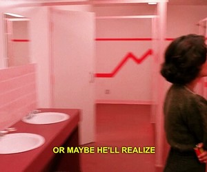 Audrey Horne, quote, and Twin Peaks image