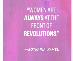 girl power, revolution, and woman image