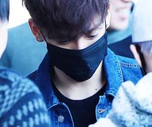 Chen, hair, and jongdae image