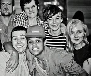 asa butterfield, x+y, and alex lawther image