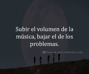 frase, volumen, and problema image