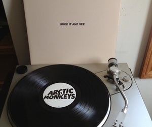 arctic monkeys, music, and records image