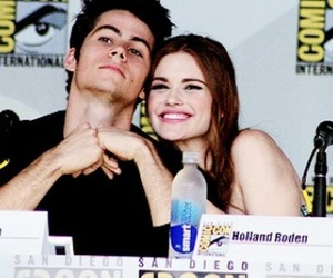 comic con, teen wolf, and holland roden image