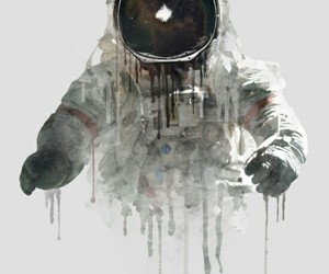 astronauta and spaceman image