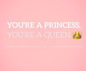 girl, yes, and princess image