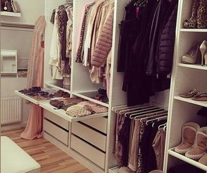 clothes and closet image