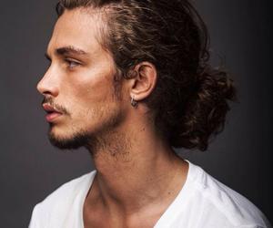boy, Hot, and hair image