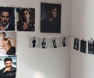 johnny depp, my room, and martin garrix image
