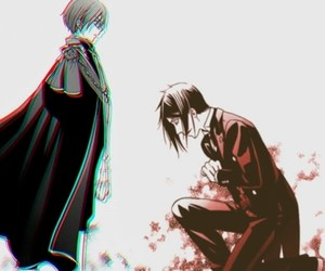 kuroshitsuji, sebastian, and black butler image