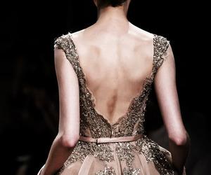 fashion dress runway image