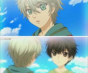 anime, beautiful, and yaoi image