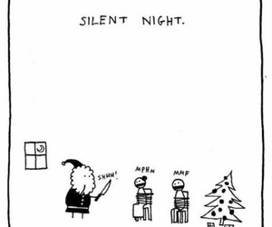 silentnight, darklyrics, and darkcartoons image