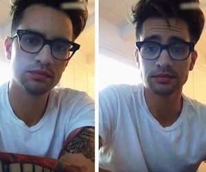 brendon urie, music, and guy image