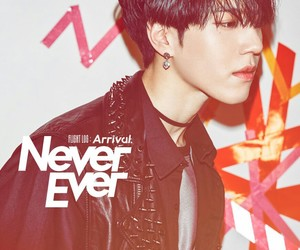 kpop, never ever, and got7 image