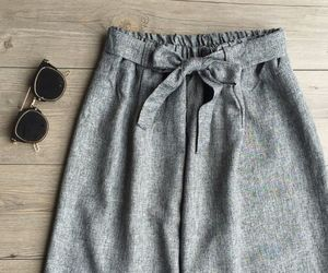 casual, chic, and culottes image
