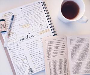 Estudio, escuela, and cuadernos image