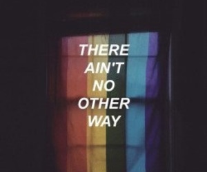 rainbow, one direction, and Lyrics image