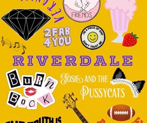 riverdale, wallpaper, and Archie image