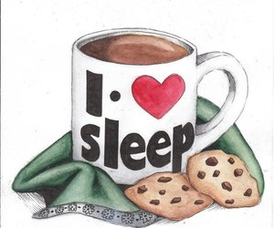 coffee and sleep image