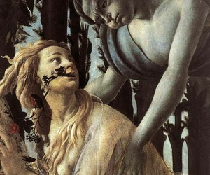 art, botticelli, and spring image