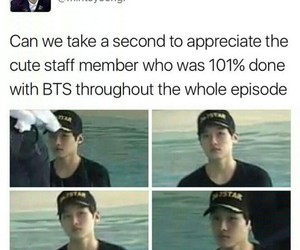 boy, funny, and bts image