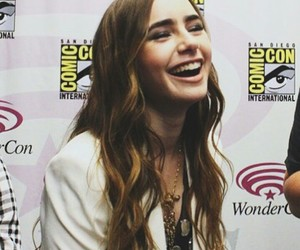beautiful, beauty, and lily collins image