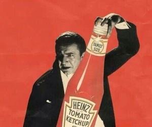 vampire, Dracula, and ketchup image