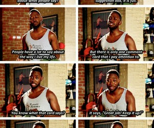 quotes, tv show, and new girl image