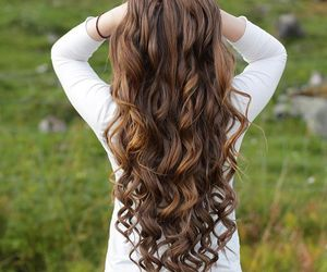 hair and curls image