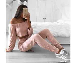 fashion, cute, and goals image