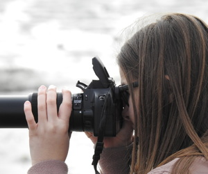 canon and photography image