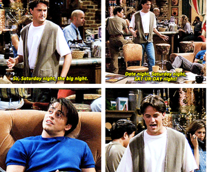 90s, chandler bing, and comedy image