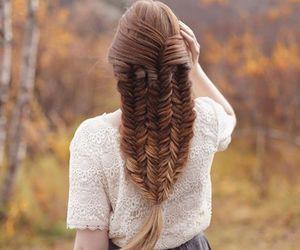 autumn, beautiful, and hair goals image