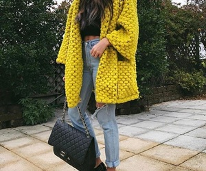 beauty, outfit, and streetstyle image