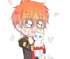707, mystic messenger, and game image